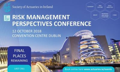 Last call for ERM Conference