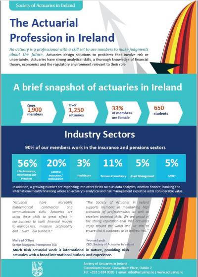 Factsheet - Actuarial Profession Image